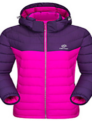 Women's Waterproof Thermal / Warm Windproof Wearable Breathable Top Ski Wear Winter Wear Skiing Skating Backcountry Snowboarding Running