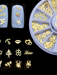 cheap -1 Nail Jewelry Classic Lovely Punk Daily Classic Lovely Punk High Quality