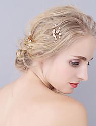 billige -rhinestone legering hårnål hovedstykke klassisk feminin stil