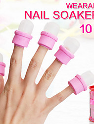 cheap -Classic Nail Art Design Daily Silicone
