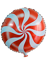 Недорогие -Воздушные шары Творчество Для вечеринок Надувной Алюминий Мальчики Девочки Игрушки Подарок 1 pcs