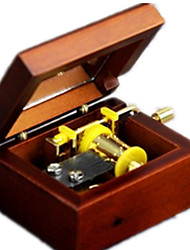 Music Box Toys Square Classic & Timeless Pieces Boys' Girls' Christmas Valentine's Day Gift