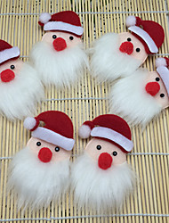 Ornaments Santa Residential Commercial Indoor OutdoorForHoliday Decorations