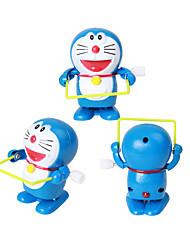 Недорогие -Игрушка с заводом Оригинальные Кошка пластик 1 pcs Куски Мальчики / Девочки Подарок