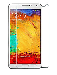 cheap -Screen Protector for Samsung Galaxy Note 4 Tempered Glass Front Screen Protector High Definition (HD)