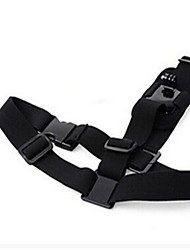 Chest Harness Convenient Dust Proof, 147-Action Camera,Gopro 3+ Universal Travel