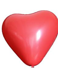 Bolas Balões Brinquedos Forma de Coração Inovador Para Meninos Para Meninas 1 Peças