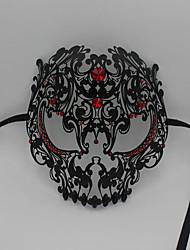Men Devil Skull Laser Cut Party Ball Mardi Venetian Masquerade Mask 5003C1