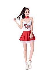 Costumi di carriera Costumi da ragazza pon pon Costumi Cosplay Vestito da Serata Elegante Donna Halloween Carnevale Feste/vacanze Costumi