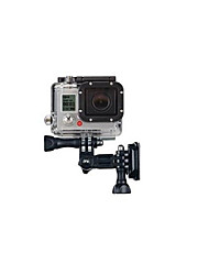 Mount / Holder 147-Action Camera,Gopro 5 Gopro 3 Gopro 3+ Gopro 2 Universal Auto Snowmobiling Aviation SkyDiving Motorcycle Bike/Cycling