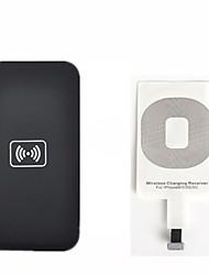 Недорогие -ци беспроводной комплект зарядки для Iphone 6 5 5с 5с беспроводное зарядное устройство для зарядки колодки и приемник карты комплект