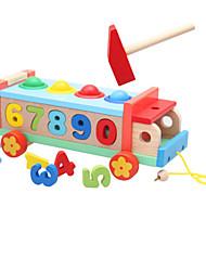 economico -Macchinine giocattolo Palline Giocattoli di matematica Gioco educativo Giocattoli Originale Legno 1 Pezzi Da ragazzo Da ragazza Giornata