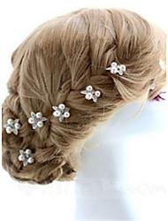 billige -Imiteret Perle / Rhinsten Hair Pin med 1 Bryllup / Speciel Lejlighed Medaljon