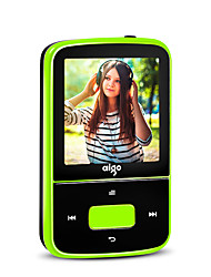 Aigo MP3 MP3 WMA WAV FLAC APE OGG AAC Batterie Li-ion rechargeable