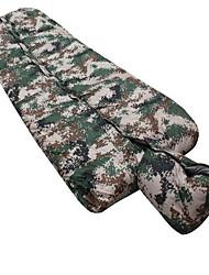 Sleeping Bag Mummy Bag Single 10 Hollow CottonX75 Camping Traveling IndoorWell-ventilated Waterproof Portable Windproof Rain-Proof