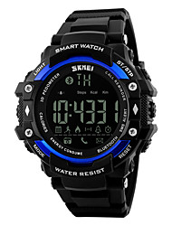 cheap -Skmei® Men's Smart Multifunction LED Sports Watch 30m Waterproof Assorted Colors