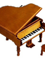 Недорогие -музыкальная шкатулка Дерево Классика Мальчики Девочки´ 5-7 лет от 14 лет