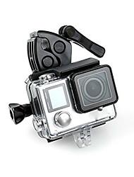 Clip Screw Monopod Mount / Holder Adjustable Convenient For Action Camera All Gopro Gopro 5 Gopro 4 Gopro 4 Silver Gopro 4 Session Gopro