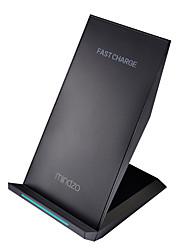 mindzo chargeur rapide charge rapide sans fil comme la voile standard qi pour la galaxie bord samsung galaxy s6 bord Note de 5