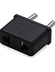 cheap -EU Plug to US and EU  Travel AC Power Adapter Plug(110v-240v)