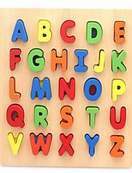 Недорогие -Учебный инструмент Монтессори Настольные игры Шахматы Обучающая игрушка Игрушки Квадратный Круглый Оригинальные Образование Дерево