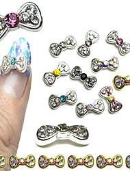 Smuk - Finger - Negle Smykker - 1*0.5 - 10pcs