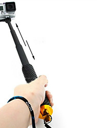 preiswerte -Selfie-Stick Handgriffe Einbeinstativ Halterung Zum Action Kamera Gopro 5 Gopro 4 Gopro 4 Session Gopro 3 Gopro 2 Gopro 3+ Gopro 1 Sport