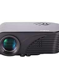 LCD SVGA (800x600) Projecteur,LED 3000lm Mini HD Projecteur