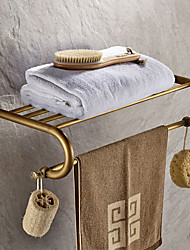 cheap -Bathroom Shelf / Antique Brass Brass /Antique