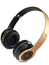 cheap -P47 On Ear Wireless Headphones Dynamic Plastic Mobile Phone Earphone with Volume Control / with Microphone Headset