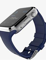 baratos -Relógio inteligente para iOS / Android Monitor de Batimento Cardíaco / satélite / Chamadas com Mão Livre / Impermeável / Video Temporizador / Cronómetro / Monitor de Atividade / Monitor de Sono