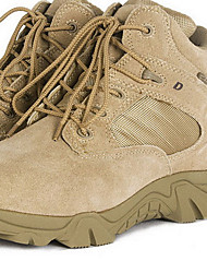 Hiking Shoes Men's Anti-Slip Wearproof Ultra Light (UL) Outdoor Leatherette PU Leisure Sports