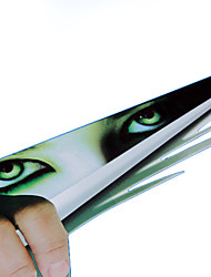 ZIQIAO Funny Car Sticker 3D Eyes Peeking Monster Voyeur Car Hoods  Rear Window Decal