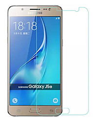 abordables -Asling para 2.5d borde de arco película de vidrio templado para Samsung Galaxy J5 (2016)