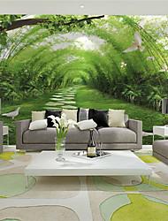 baratos -Art Deco 3D Decoração para casa Moderna Revestimento de paredes, Tela de pintura Material adesivo necessário Mural, Cobertura para