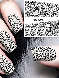 1 Nail Art Sticker Vand Transfer Decals Makeup Cosmetic Nail Art Design