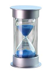 Недорогие -Песочные часы Игрушки Цилиндрическая Оригинальные Хрусталь Мальчики Девочки Куски