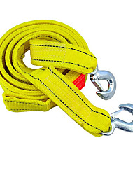 cheap -Double Deck Heavy Vehicle Trailer Rope Traction Rope Length 4 M Weight Bearing 5 Tons
