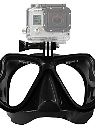 cheap -Goggles For Action Camera Gopro 5 Xiaomi Camera Gopro 4 Gopro 4 Session Gopro 3 Gopro 2 Gopro 3+ Gopro 1 Diving & Snorkeling Plastic