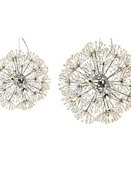 cheap -UMEI™ Chandelier Ambient Light - Crystal, LED, Designers, 110-120V / 220-240V, Warm White / White, Bulb Included / G4 / 15-20㎡