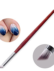 cheap -1pcs Phototherapy Nail Gel Gradient Yunran Gradient  Brush Pen
