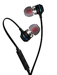 abordables -Producto neutro KDK-205 Auriculares (Intrauriculares)ForReproductor Media/Tablet Teléfono Móvil ComputadorWithCon Micrófono DJ Radio FM
