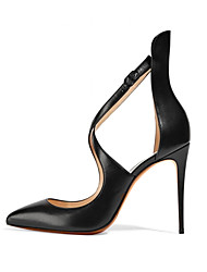 cheap -Women's Heels Spring Summer Fall Shoes & Matching Bags Cashmere Patent Leather Leatherette Office & Career Party & Evening CasualStiletto