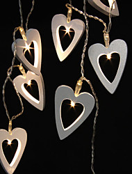 Wedding Heart-Shaped Lamp String With Ten  A Lamp
