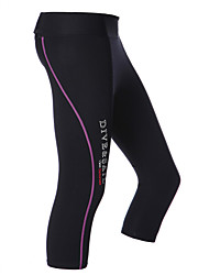 Dive&Sail Women's 1.5mm Dive Skins Wetsuit Pants Waterproof Thermal / Warm Quick Dry Ultraviolet Resistant Wearable Breathable