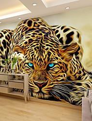 Недорогие -Ар деко 3D Украшение дома Классика Облицовка стен, холст материал Клей требуется фреска, Обои для дома