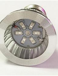 preiswerte -1pc 3.5W 100 lm Wachsende Glühbirnen 6 Leds SMD 5730 Blau Rot Wechselstrom 85-265V