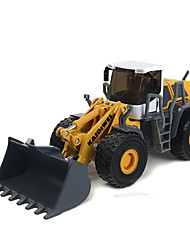 cheap -Toys Truck Construction Vehicle Dozer Excavator Toys Novelty Truck Excavating Machinery Metal Alloy Metal Classic & Timeless Pieces Gift