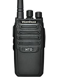 Недорогие -Радиотелефон Для ношения в руке / Аналоговая Yведомление O Hизком заряде батареи / Сканер / Обзор 16 1500 mAh Walkie Talkie Двухстороннее радио