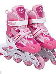 Special offer children skate skates universal adult pulley speed skating roller skating shoes